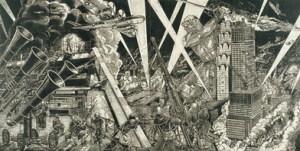 風間サチコ「大日本防空戦士・2670」(ジパング展)
